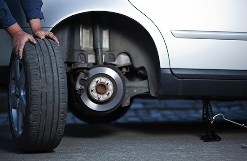 Vá vỏ lốp xe