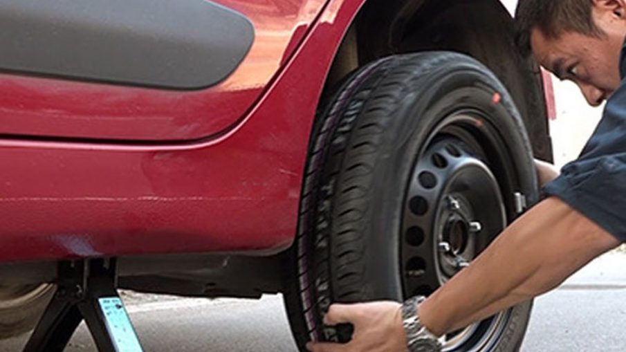 Cứu hộ lốp ô tô quận Bình Thạnh